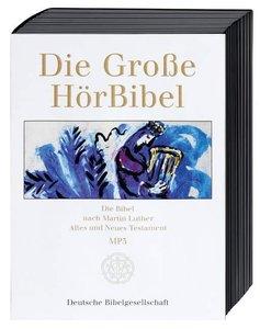 Die Große HörBibel nach Martin Luther
