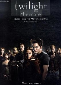 Twilight - The Score, Big Note Piano