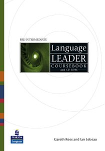 Language Leader Elementary Workbook (with Key) and Audio CD
