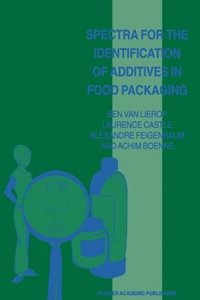 Spectra for the Identification of Additives in Food Packaging