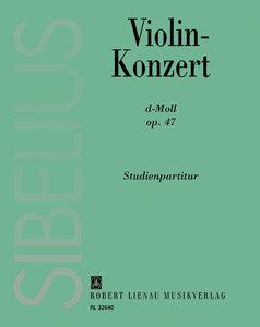 Konzert für Violine und Orchester d-Moll