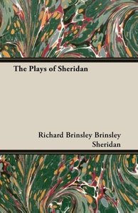 The Plays of Sheridan