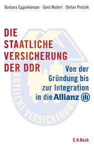 Die staatliche Versicherung der DDR