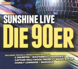 Sunshine Live-Die 90er