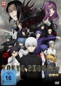 Tokyo Ghoul:re (3.Staffel) - DVD 5 mit Sammelschuber (Limited Ed