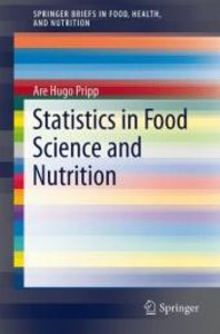 Statistics in Food Science and Nutrition