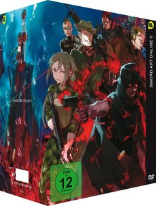 Sword Art Online 2.1 + Sammelschuber (Limited Edition)
