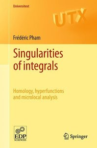 Singularities of integrals