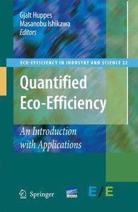 Quantified Eco-Efficiency
