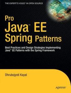 Pro Java EE Spring Patterns