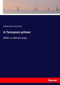 A Tennyson primer
