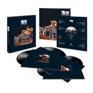 Live in Toronto-November 20th 2015 (4 LP+DVD-A)