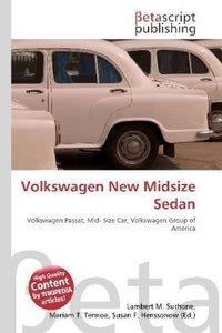 Volkswagen New Midsize Sedan