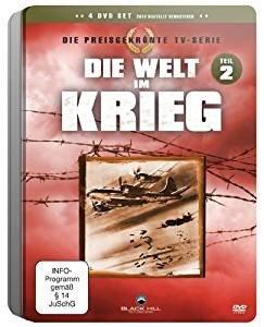 Die Welt im Krieg, 4 DVDs. Tl.2