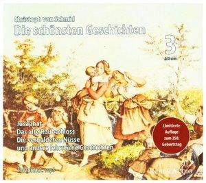 Die schönsten Geschichten Album 3. mp3-CD