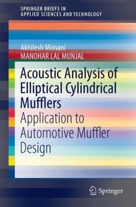 Acoustic Analysis of Elliptical Cylindrical Mufflers