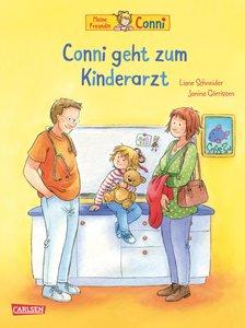 Conni geht zum Kinderarzt (Neuausgabe)