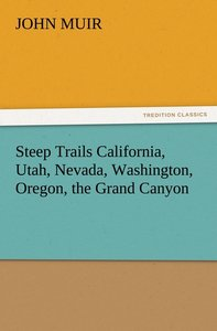 Steep Trails California, Utah, Nevada, Washington, Oregon, the G