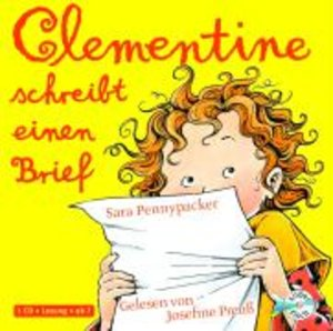 Clementine 03 schreibt einen Brief