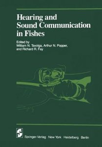 Hearing and Sound Communication in Fishes
