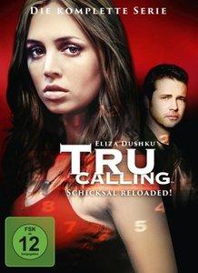 Tru Calling: Schicksal reloaded! - Die komplette Serie (Softbox)
