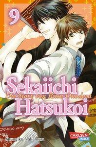Sekaiichi Hatsukoi, Band 9