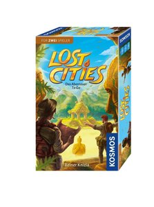 Lost Cities - Abenteuer to go