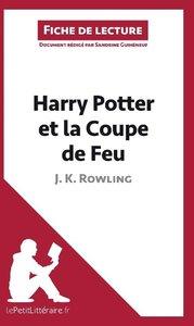 Harry Potter et la Coupe de feu de J. K. Rowling (Fiche de lectu