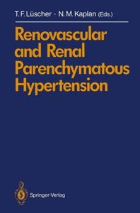 Renovascular and Renal Parenchymatous Hypertension