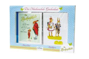 Die Häschenschule: Das Häschenschule-Geschenkset , Pop-up-Buch u