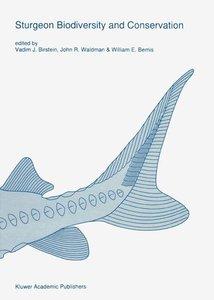 Sturgeon biodiversity and conservation