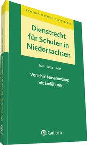 Dienstrecht für Schulen in Niedersachsen