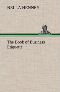 The Book of Business Etiquette