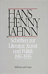 Werke 8. Schriften zur Kunst, Literatur und Politik