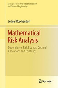 Mathematical Risk Analysis