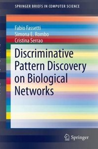 Discriminative Pattern Discovery on Biological Networks