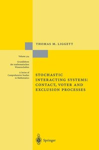 Stochastic Interacting Systems: Contact, Voter and Exclusion Pro