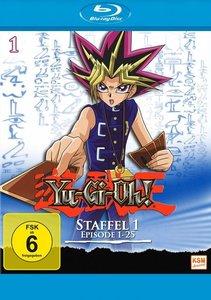 Yu-Gi-Oh! - Staffel 1.1. Folge 01-25