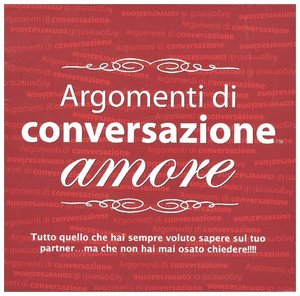 Argomenti di conversazione (Kartenspiel), amore