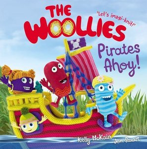 The Woollies: Pirates Ahoy!