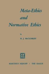 Meta-Ethics and Normative Ethics