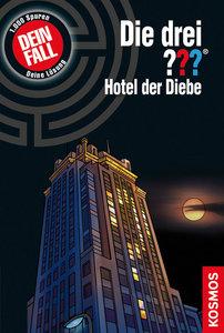Die drei ??? Dein Fall: Hotel der Diebe (drei Fragezeichen)