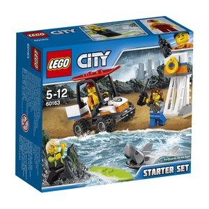 LEGO® City 60163 - Küstenwache-Starter-Set