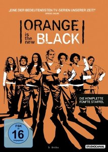Orange is the New Black. Staffel.5, 5 DVDs