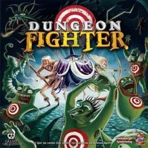 Heidelberger Spieleverlag HE415 - Dungeon Fighter