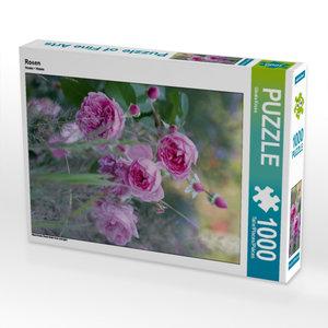 Rosen 1000 Teile Puzzle hoch