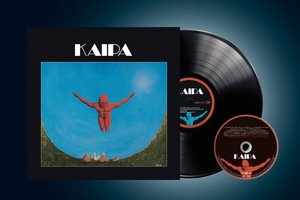 Kaipa (Limited Edition BlackVinyl+CD)