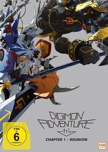 Digimon Adventure tri. - Chapter 1 - Reunion, 1 DVD