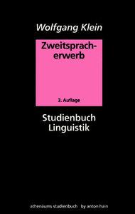 Zweitspracherwerb