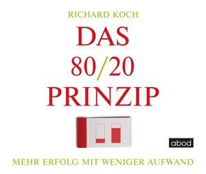 Das 80/20-Prinzip, Audio-CD
